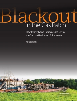 Blackout in the Gas Patch