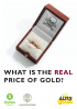 What is the real price of gold?